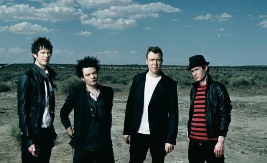 Sum 41 Band Pic